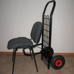wózek do krzeseł